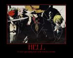One Piece Hell by preetkiran1016