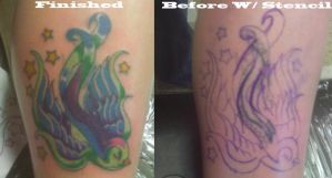 Bird Cover Up by Whitewiccan