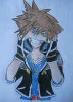 Sora funny face remake by twinkelsparky1