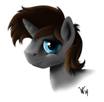 Tex Bust by WolverFox