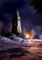 Tower, Europe, Czech republic by Joffi