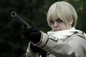 APH Russia cosplay by ArisuSutcliff