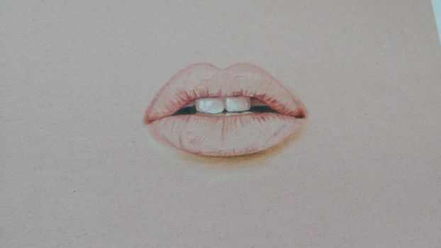lip wip by bluemo0on