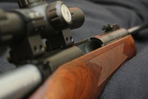 Saxby and Palmer Ensign rifle 03 by SWAT-Strachan