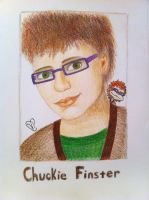 Chuckie Finster interpretation by bubba2095