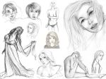 sketches by TpncT