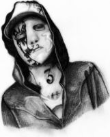 Hollywood Undead - J3T by deathlouis