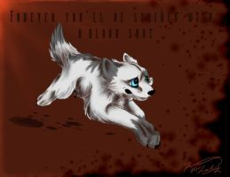 .:Forever a Blood Shot:. by Sun-wing