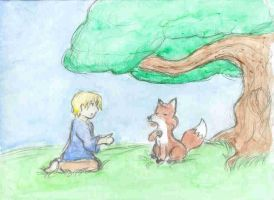 The Little Prince by chibiyui
