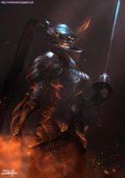 Cinder's by Ron-faure