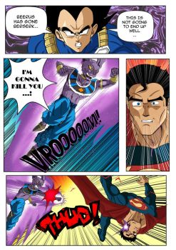 Page46 - Son Goku and Superman 2 by Einstein001