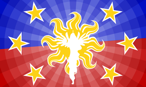 Philippine Brony Vector Flag by Paradigm-Zero