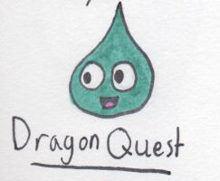 Dragon Quest Slime by Piplup88908
