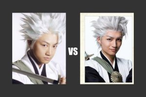 The battle for Toshiro by AngryHero42