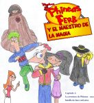 Phineas ferb MM pag 1 by firerirock