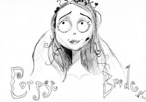 Corpse Bride by SophieAnna97