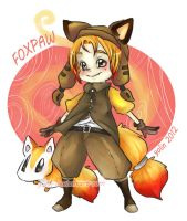 Foxpaw by yolin