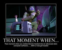 TMNT Motivational Poster 2 by CookehzAndCream