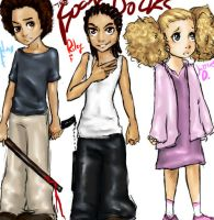 IntheBoondocks by birdswii