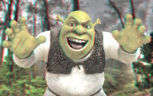 Ogre Attack 3-D by MVRamsey