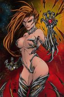 WitchBlade 03 by ImagineG