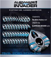 Alienware Invader by jacksmafia