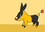Tepig gif for wilson by wolffey