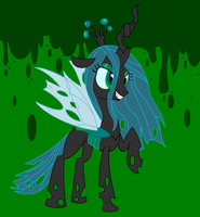 Queen Chrysalis by annasabi101