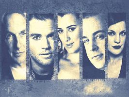 NCIS Cast by KissofCrimson
