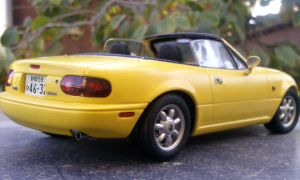 Eunos Roadster (Tamiya 1:24) by And300ZX