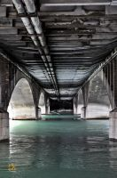 sous les ponts by n-hell83