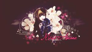 Misa wallpaper by damnvanity