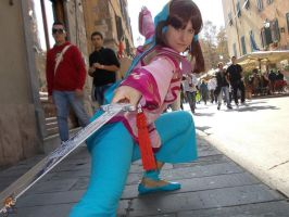 Xianghua Cosplay - Cha Cha Cha... Toh! by AngyValentine