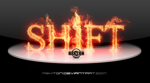 SHIFT in Flame by REXTON