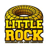 Little Rock Management and Music Productions logo by FPazos