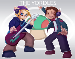 The Yordles Band by RinTheYordle