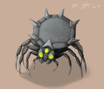 Robot Spider by xXNuclearXx