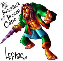 ThE HuNcHbAcK oF pRiNcEsS CaPe by LEPAZO