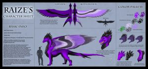 Raize Character Sheet by FlamSlade