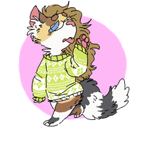 sweater commission 19 by MajorPiece