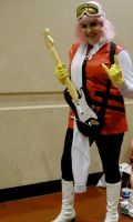 Megacon 2010: FLCL by SlicedBerry-Pro