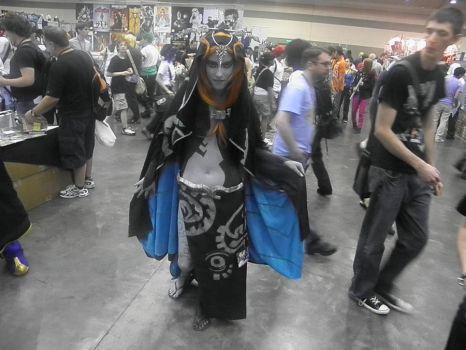 True Form Midna by mugiwaraJM