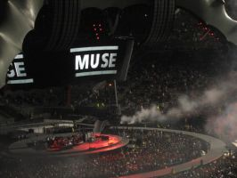 U2 360 Tour - Muse by LonelyImmortal