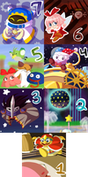 Dream Collection Countdown by fighterkirby12