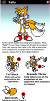 Tails in SSB by Code-E