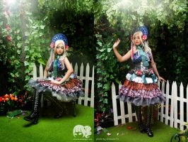 Soul Doll : Dress by oruntia