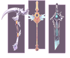 Weapon adopts 4 (CLOSED) by Epic-Soldier