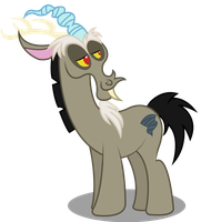 Discord Pony! by Emooy13
