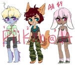 Adopts [OPEN] [reduced price] by piikan