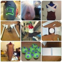 LoL Group Preview Riven/Teemo/Olaf/Jayce by TheLadySasha